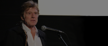 2012 Levantine Award Winner Robert Redford