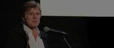 2012 Levantine Award Winner Robert Redford