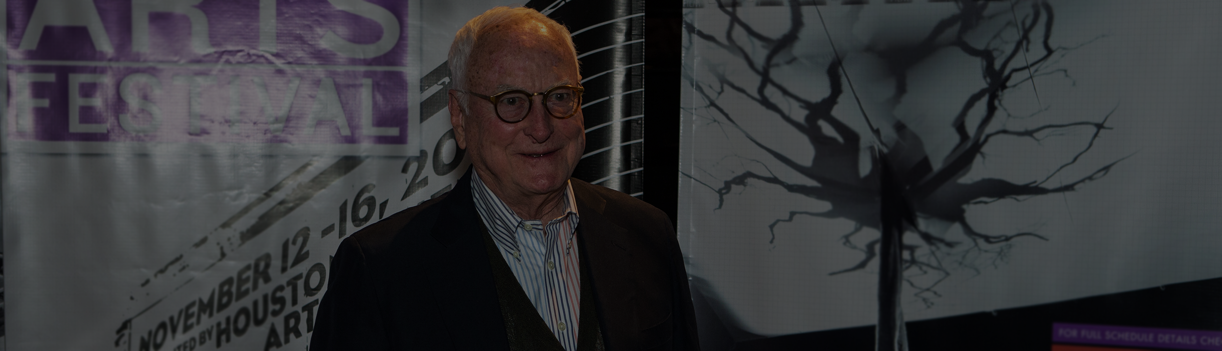 2014 Levantine Award Winner James Ivory