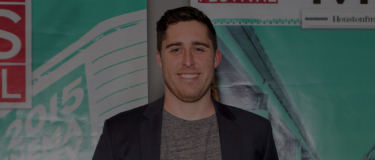 2015 Levantine Award Winner Trey Shults