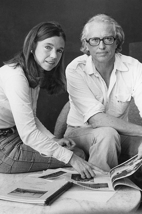 Wendy Watriss and Frederick Baldwin - HCAS